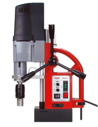 Сверлильный станок на магнитном основании RUKO RS40e