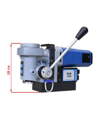 Магнитный сверлильный станок BDS MAB 150